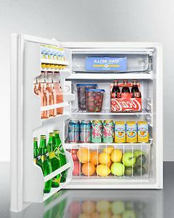 Summit Appliance Summit 24-inch 6 cu.ft. Free-Standing Refri