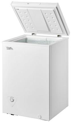 Arctic King Deep Chest Freezer 3.5 CU FT White