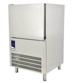 "OMCAN BC-IT-0906 32"" Stainless Steel 6-Tray Blast Chiller Fr"