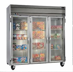 Beverage-Air 74 CuFt Horizon Spec Series S/S Glass Door Reac