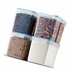 Komax Biokips Flour and Sugar Storage Containers |  Airtight