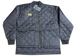 Bryan Adams Reckless Quilted Freezer Jacket Coat New Officia