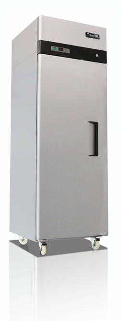 c 1f commercial single door freezer reach