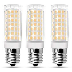 Ceramic E17 LED Bulb,Microwave Oven Light Bulb 6W Dimmable 4