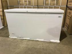 Koolwater Chest Freezer 16.2 Cu Ft Cold Food Storage Locker