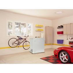 Chest Freezer 5.0 cu ft Refrigerator Mini Compact Fridge Sto