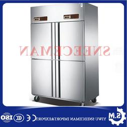 commercial Four-door commercial kitchen <font><b>freezer</b>