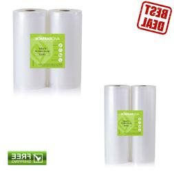 Commercial Vacuum Sealer Bags Rolls for Vac Machines Cook an