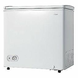 DANBY Compact Chest Freezer, 7.2 Cu. Ft., DCF072A3WDB, White