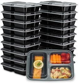 compartment meal containers