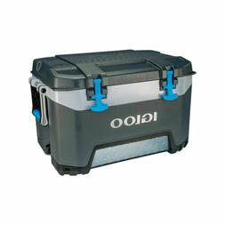 Igloo Cooler  Gray Blue ice cooler