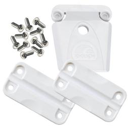 Igloo Cooler Replacement Latch, Hinge, & Screw Set