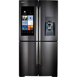 Samsung Counter Depth Black Stainless Steel 4-Door Flex Refr