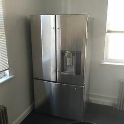 LG Counter Depth French Door Bottom freezer Refrigerator- St