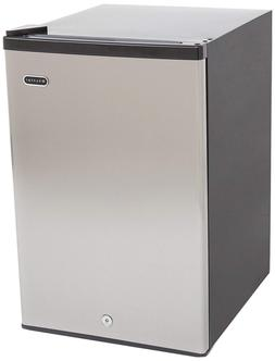 Whynter CUF-210SS Energy Star Upright Freezer, 2.1 Cubic Ft,