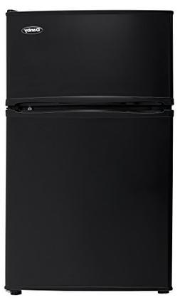 Danby VD-22672EPBK DCR032C3BDB Double Door Compact Refrigera