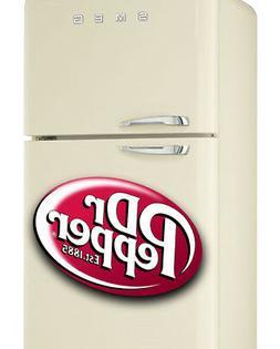 Dr Pepper  Fridge Wrap  Fridge Freezer Sticker Sizes Fit You