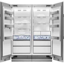 Dacor DRR30990RAP & DRZ30990LAP Atelier Collection Refrigera