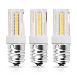 Smartinliving E17 LED Light Bulbs, 40 Watt Equivalent, Dayli