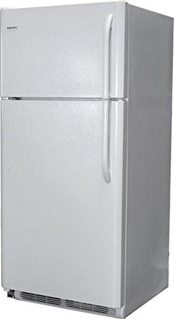 New Diamond Elite 19 Cu Ft Gas LP Propane White Top Freezer