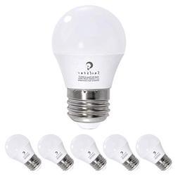60 Watt Equivalent Led Bulb with Standard E26 Screw Base, 60