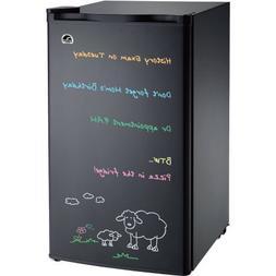 Igloo 3.2 cu. ft. Eraser Board, Flush-Back Design Mini Refri