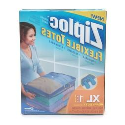 Ziploc Flexible Totes, XL 1 ea,10 Gallon Size