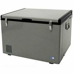 fm 85g 85 quart portable fridge ac