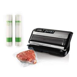FoodSaver FM24350ECR Vacuum Sealer System with Handheld Seal