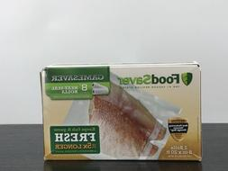 Jarden Consumer Solutions Food Saver 8 Rolls 2Pk 20' Long
