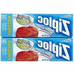 Freezer Bags, Pint Size - 20 Ct Pk Health &amp Personal Care