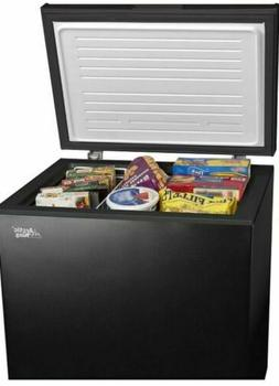 FREEZER ICE CHEST STORAGE DEEP FREEZE 5 CU FT QUICK FREEZING