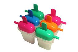 Freezer Ice Pop Maker Mold Popsicle Yogurt Ice Cream Frozen