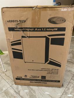 Whynter Freezer New 2.1 Upright Freezer