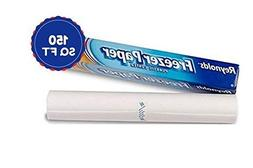 Reynolds Freezer Paper Plastic Coated 18 Inch Total Of 150 S
