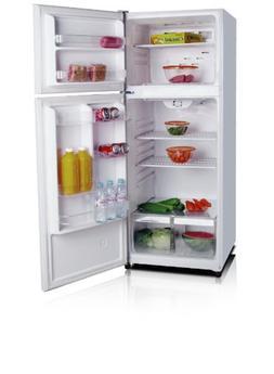 New Midea 9.9 Cu. Ft. Top Freezer Refrigerator Apartment Dor