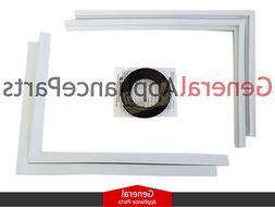 Universal Freezer Refrigerator Door Gasket Seal 2304 SU2304