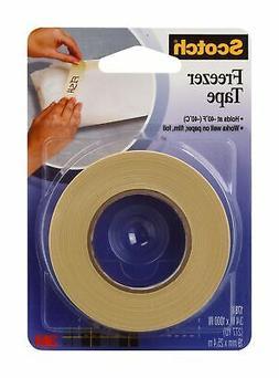 Scotch Freezer Tape, 3/4 x 1000 Inch