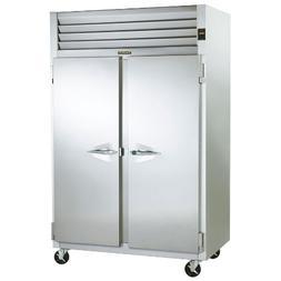 Traulsen G-Series G22010 Solid Door 2-Section Freezer