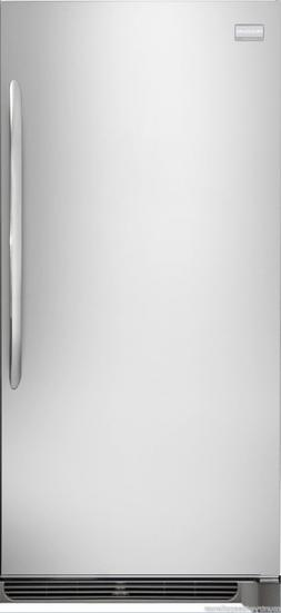 Frigidaire GALLERY Stainless Upright Freezer 19 Cubic Foot F