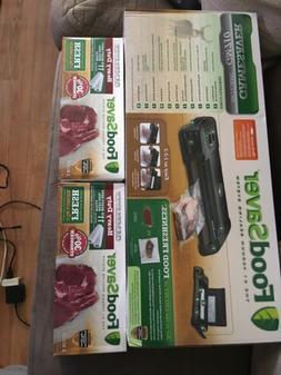Foodsaver Gamesaver Big Game Vacuum Sealer With Bags Bundle