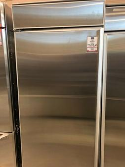 "GE Monogram 36"" Panel Ready Built-In All Freezer"