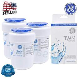 GE SmartWater MWFP Refrigerator Water Filter, 3-Pack