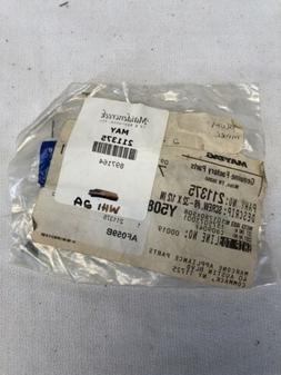 Maytag Genuine OEM Freezer Trim Screw 211375
