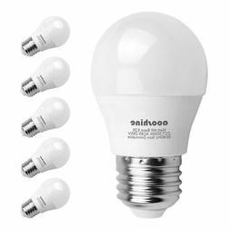 LED Globe Light Bulbs 40 Watts, Aooshine 4 Watt Daylight Whi