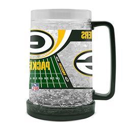NFL Green Bay Packers 16oz Crystal Freezer Mug