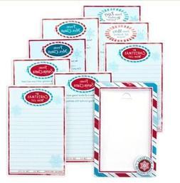 Hallmark Northpole Magic Mail Stationery Set Correspond with
