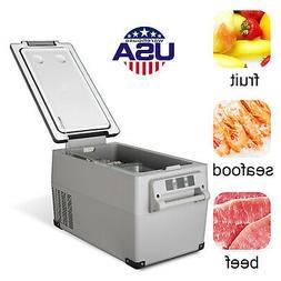 High Quality Handheld Fridge Freezer w/ Compressor 35L 12/24