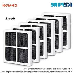 Holiday Promotions 6 PACK AF004 Refrigerator Air filter repl