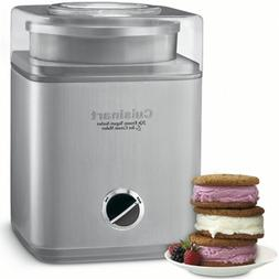 ICE-30BC Pure Indugence Frozen Yogurt/Ice Cream Maker